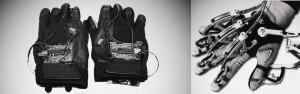 перчатки VR